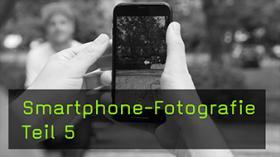 Portraitfotografie mit dem Smartphone