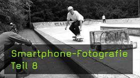 Actionfotografie mit der Smartphone Kamera