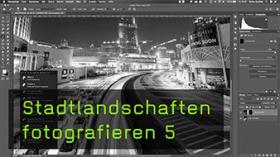 Lighttrails zusammenfügen in Photoshop