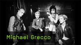 Michael Grecco - der junge Punk Fotograf