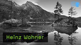 Interview mit Fotograf Heinz Wohner