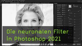 Neuronale Filter in Photoshop