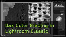 Lightroom Classic Color Grading