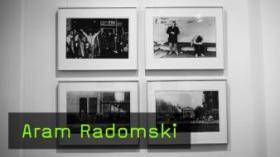 Teaserbild Aram Radomski