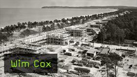 Wim Cox und die Aufnahmen der Geschichte