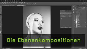 Ebenenkompositionen in Photoshop