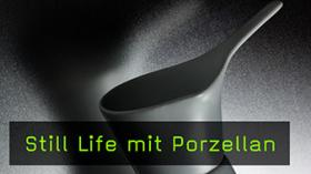 Still Life mit Porzellan