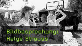 Helge Strauss in der Bildbesprechung