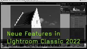 Neue Funktionen in Lightroom Classic 2022