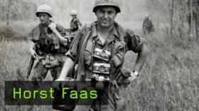 Horst Faas Fotojournalist Vietnam Kriegsfotograf Leica