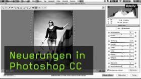 Neuerungen in Photoshop CC