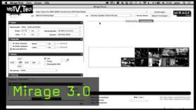 Mirage 3.0 Prints komfortabel einrichten