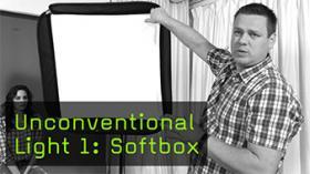 Unconventional Light 1: Softbox
