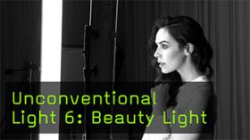Unconventional Light 6: Beauty Light