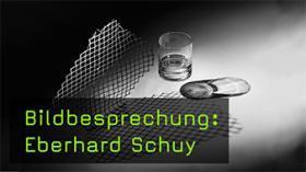 Eberhard Schuy Bilder im Gespräch