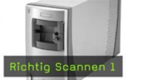 Scannen, welche Scannerarten verwenden