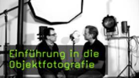 Einführung ObjektfotografieEinführung Objektfotografie