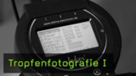 Tropfenfotografie Ausrüstung Equipment Eltima Joker