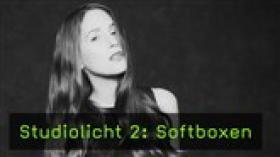 Softboxen, die weichen Lichtformer