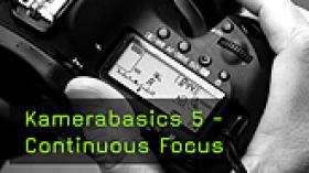 AF-C, Continuous Focus, Bewegende Motive fokussieren