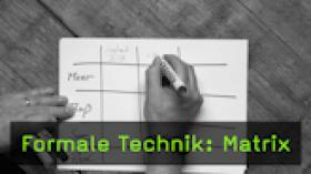 Formale Technik: Matrix