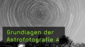 Startrails - Sterne mit Langzeitbelichtung fotografieren