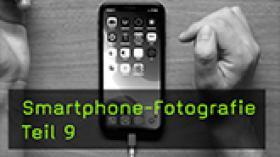 Actionfotos Bildbearbeitung auf dem Smartphone