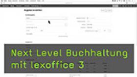 Angebote verschicken und Geldeingänge verwalten mit Lexoffice