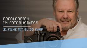 Masterclass Guido Karp: Erfolgreiches Fotobusiness