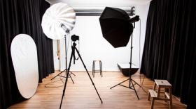 Studiotechnik in der Fotografie