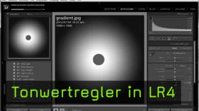 Tonwertregler, Lightroom