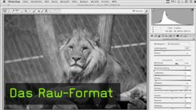 Raw-Format, Photoshop CS5