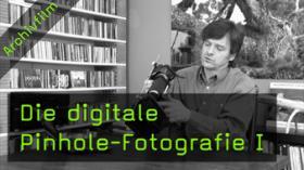 Pinholefotografie, Lochkamera, Zwischenringe, Balgengerät