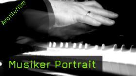 Musiker Portrait