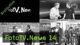 FotoTV.News 14: Richard Kalvar Ausstellung, Tion, FotoTV Geburtstag