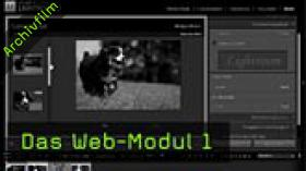 Web-Modul, Lightroom, Flashgalerie, Webgalerie