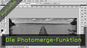 Photomerge, Photoshop, Panoramafoto