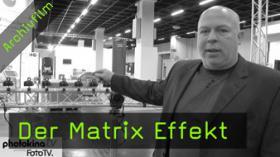 Matrix, Matrix-Ring, Matrix Effekt, Bullet Time