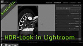Lightroom, Tonwerte, Schieberegler, Histogramm, HDR