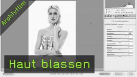 Photoshop CS5 Haut aufhellen