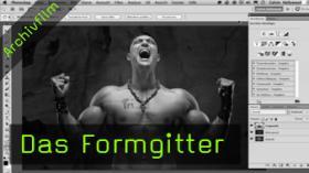 Calvin Hollywood Photoshop Formgitter