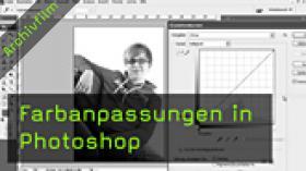 Lab Farbraum, Farbanpassung, Photoshop