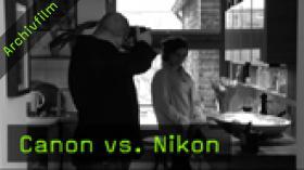 Canon Nikon Vergleich, Korrektur an Kamera und Blitz