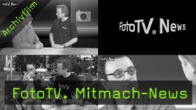 FotoTV. Mitmach-News