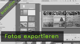 Apple Aperture 3, Bilder exportieren, Diashow, drucken, Fotobuch