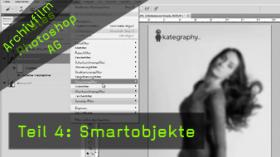 Kates Photoshop-AG, Smartobjekte, Smartfilter