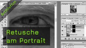 Photoshop Portrait Retusche