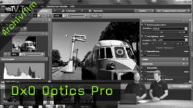 Dxo Optics Pro, Raw Konverter