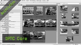 IPTC Core Metadaten