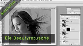 Beautyretusche